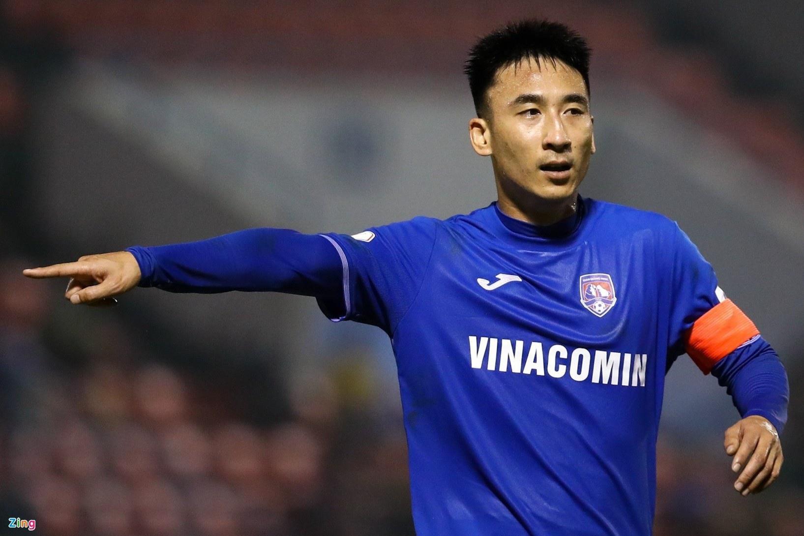 Cầu thủ Quảng Ninh phải cam kết không kiện CLB để được rời đội - 1