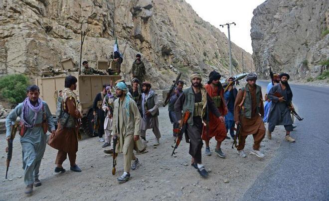 Phe kháng chiến bất ngờ phản công gần biên giới Tajikistan