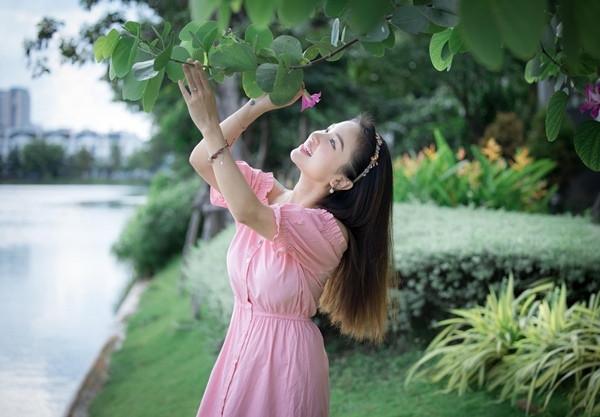Thanh Vân 'Nhật ký Vàng Anh' ngọt ngào qua ống kính của chồng đại gia