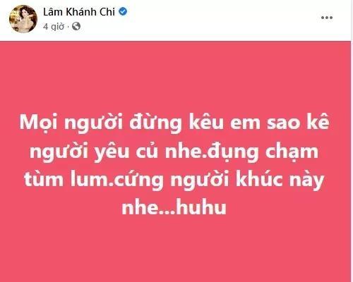 4 ồn ào Vbiz mới: Lâm Khánh Chi hóng không trượt phát nào-7