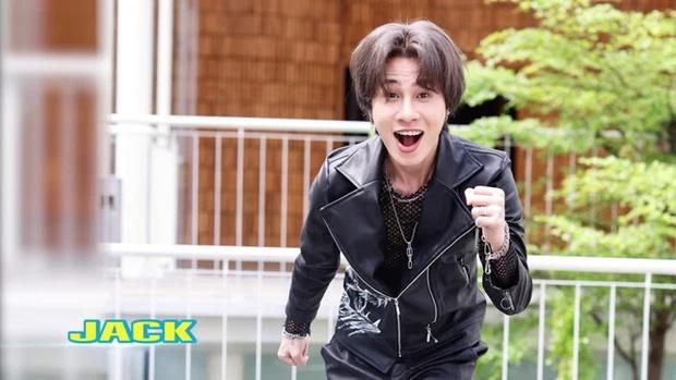 Jack xuống phong độ: Gầy gò, môi thâm sì ở Running Man tập 1-6