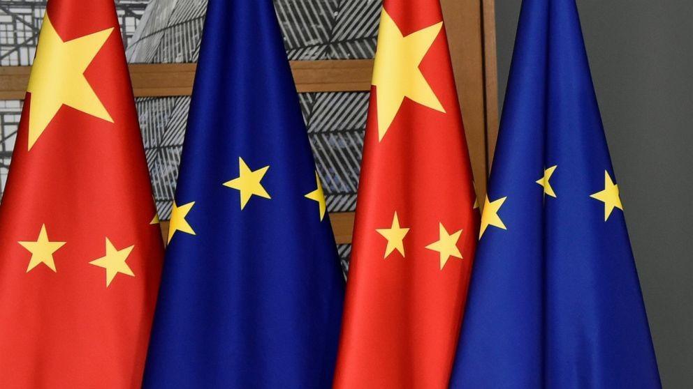 Nghị quyết về chiến lược EU-Trung Quốc của Nghị viện châu Âu