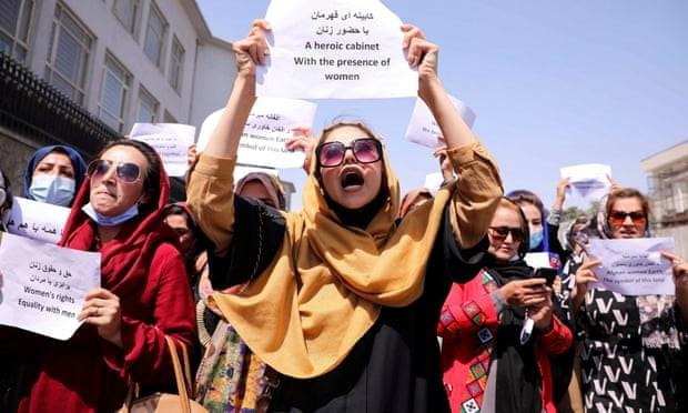 Afghanistan: Taliban đình chỉ công việc của đội ngũ nhân viên nữ, gạch tên Bộ Phụ nữ? (Nguồn: Reuters)