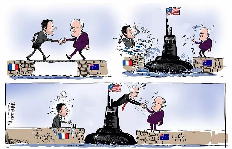Tin thế giới 20/9: Australia nhắn nhủ ASEAN sau AUKUS; sự thật bẽ bàng với Tổng thống Macron; LHQ cảnh báo Chiến tranh Lạnh Mỹ-Trung