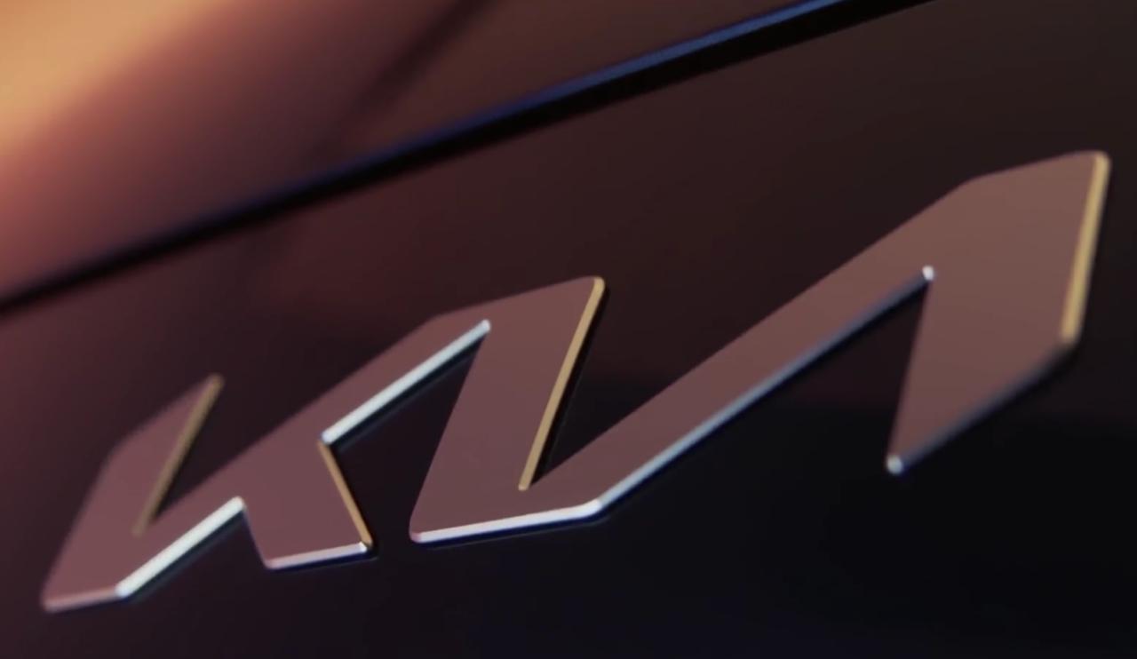 Logo nhận diện thương hiệu Kia mới