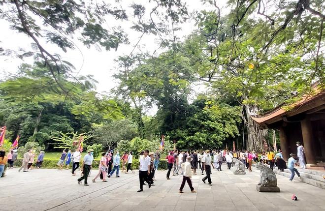 Lễ hội Lam Kinh 2021 sẽ không tổ chức phần hội - 2