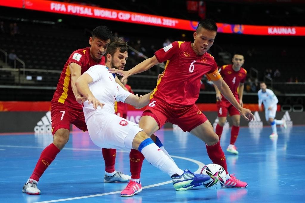 Xác định đối thủ của tuyển Việt Nam ở vòng 1/8 World Cup futsal 2021 - 1