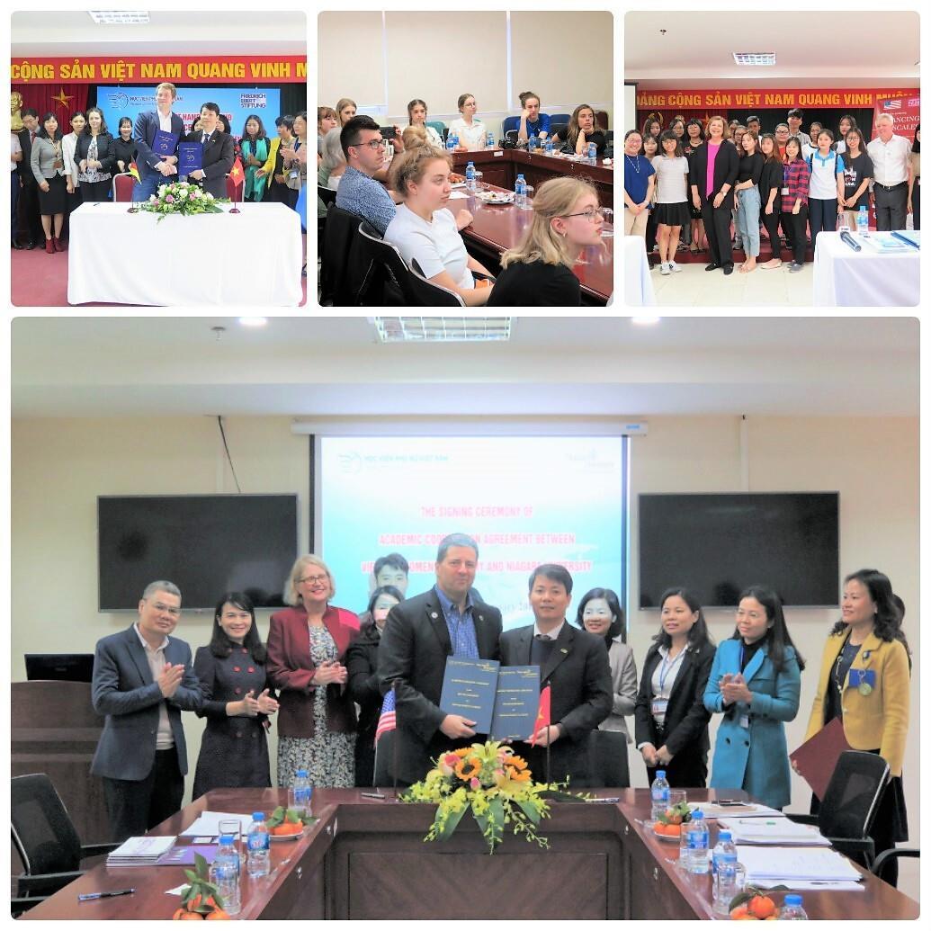 Học viện Phụ nữ Việt Nam đào tạo ngành Quản trị kinh doanh chất lượng cao - 2