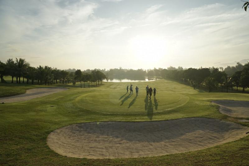 Paradise Resort Golf Club ở TP Vũng Tàu