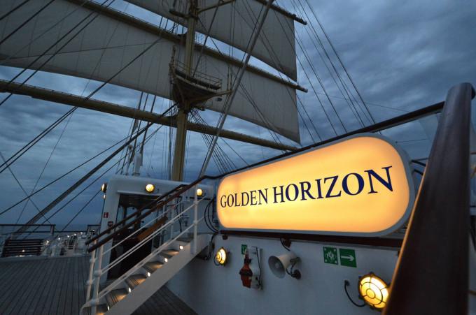 Du lịch trên thuyền buồm lớn nhất thế giới Golden Horizon - 2