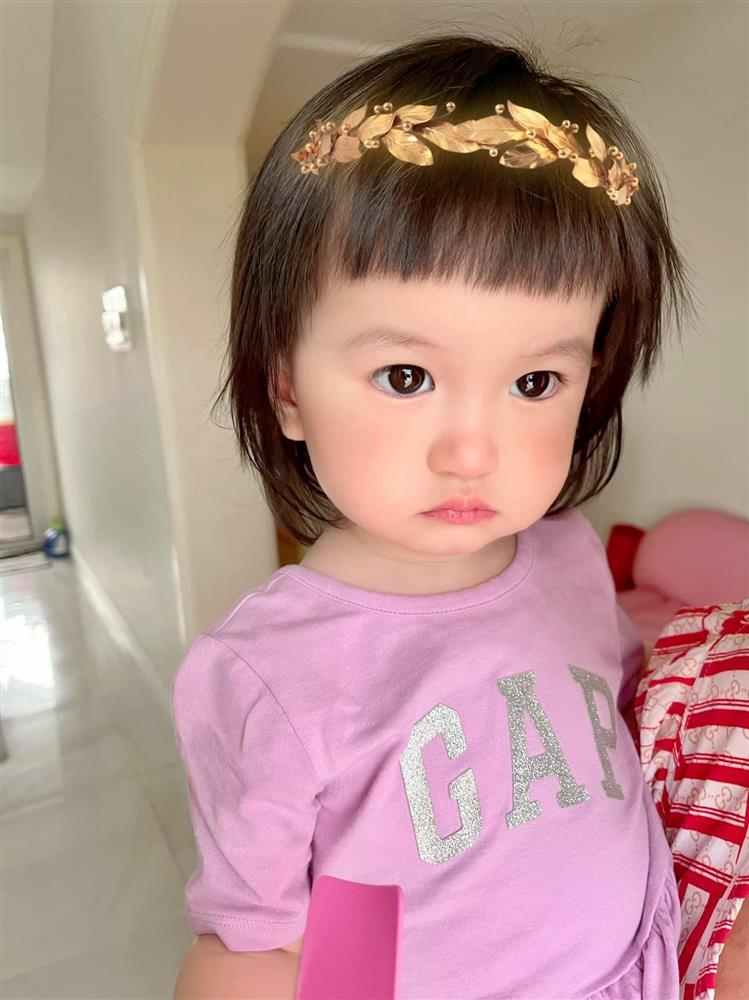 Showbiz Việt cũng có ngôi sao vàng trong làng chiều con không kém cạnh Lâm Tâm Như: Nhìn quà sinh nhật tặng con mà muốn xỉu-6