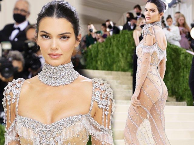 Ngọc Trinh diện bikini trong suốt, sao y bản chính Kendall Jenner?-2