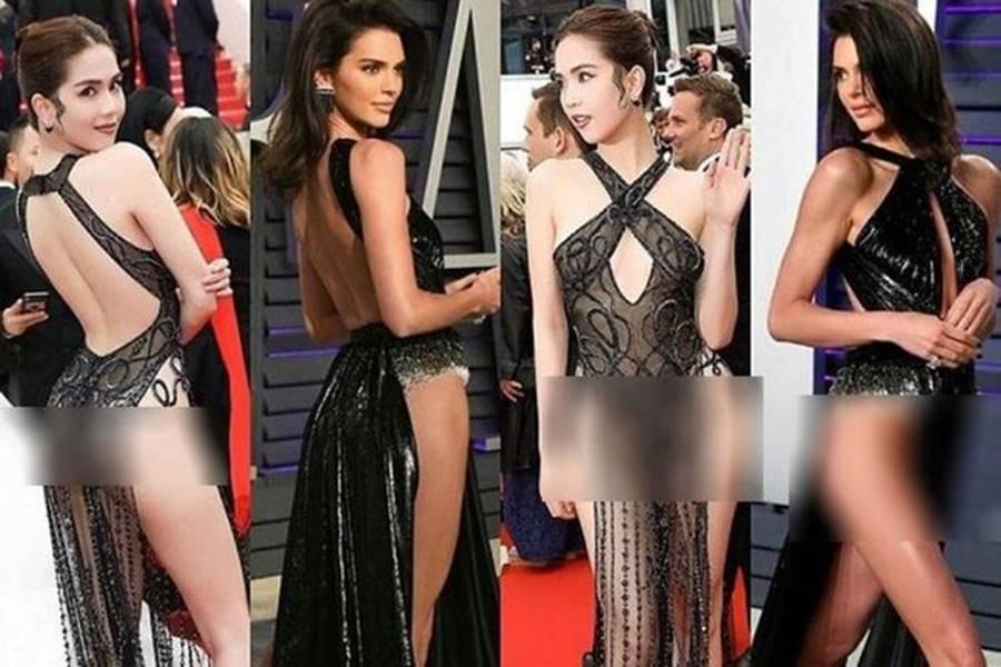 Ngọc Trinh diện bikini trong suốt, sao y bản chính Kendall Jenner?-10