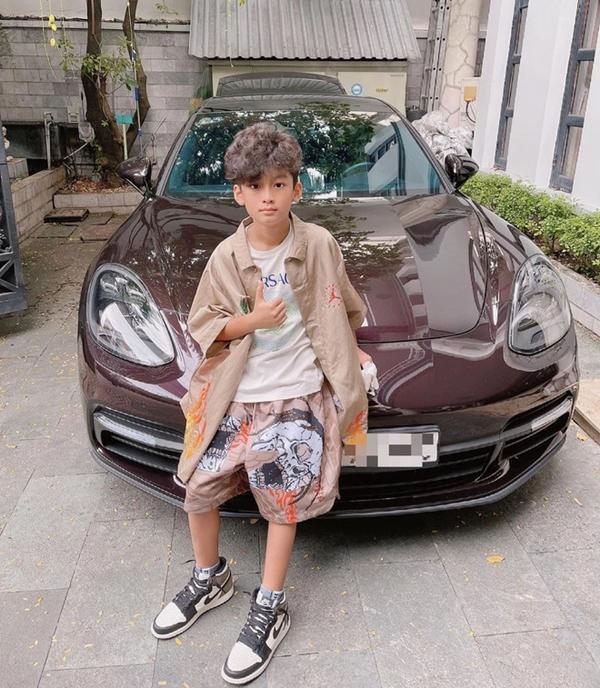 Choáng ngợp quà bạc tỷ tặng con của dàn sao Việt-4