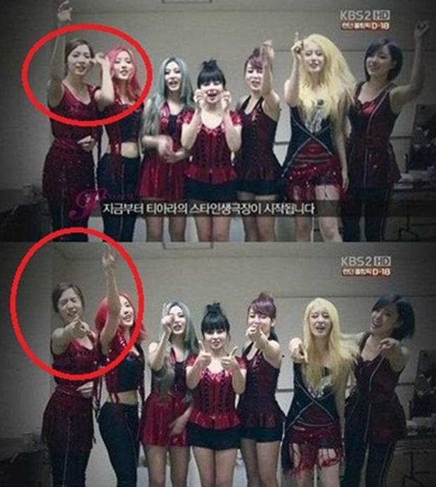 Mina và Hwayoung: Bộ đôi mang tiếng trà xanh - rắn độc hủy hoại tương lai của nhóm-4