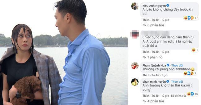 Con rể Mạnh Trường thua sát ván khi đọ body bố vợ Võ Hoài Nam-2