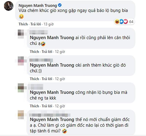 Con rể Mạnh Trường thua sát ván khi đọ body bố vợ Võ Hoài Nam-3