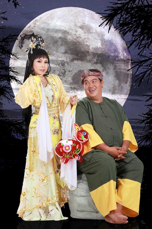Trung Thu trước đây: sao Việt nô nức hóa trang từ chị Hằng, chú Cuội đến cả Tiên hắc ám-9