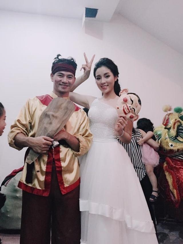 Trung Thu trước đây: sao Việt nô nức hóa trang từ chị Hằng, chú Cuội đến cả Tiên hắc ám-6