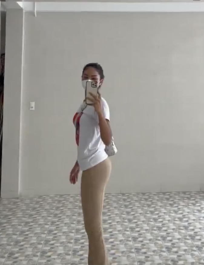 HHen Niê gây lú vì tưởng không mặc quần khi đi thiện nguyện-2
