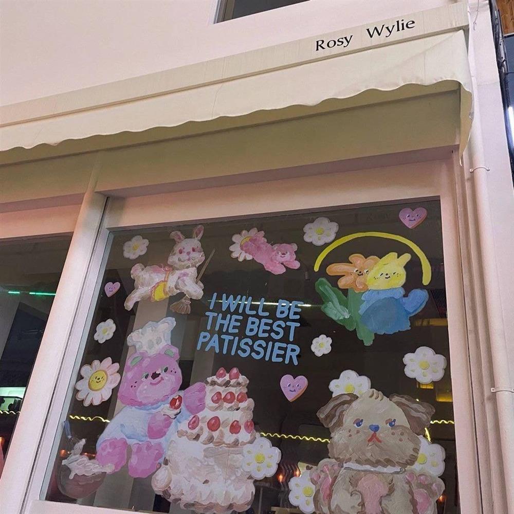 Triệu Lộ Tư vừa mở quán cafe đã bị cười khẩy vì đạo nhái-3
