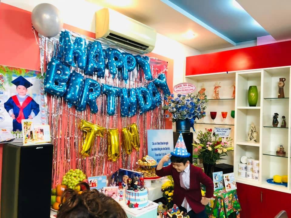 Chồng cũ không quên Nhật Kim Anh trong tiệc sinh nhật con-1