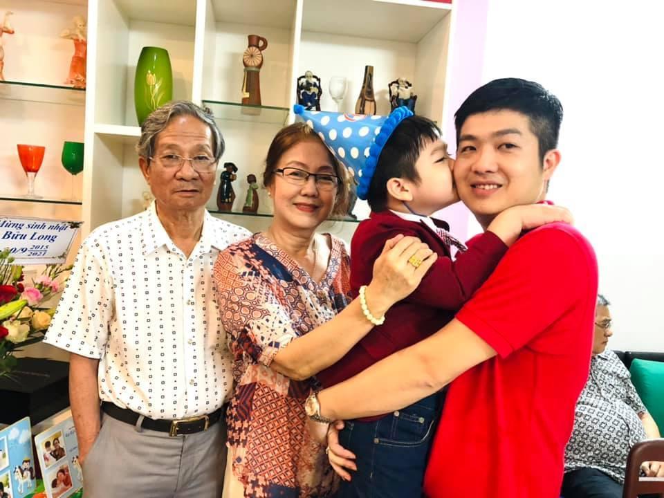 Chồng cũ không quên Nhật Kim Anh trong tiệc sinh nhật con-3