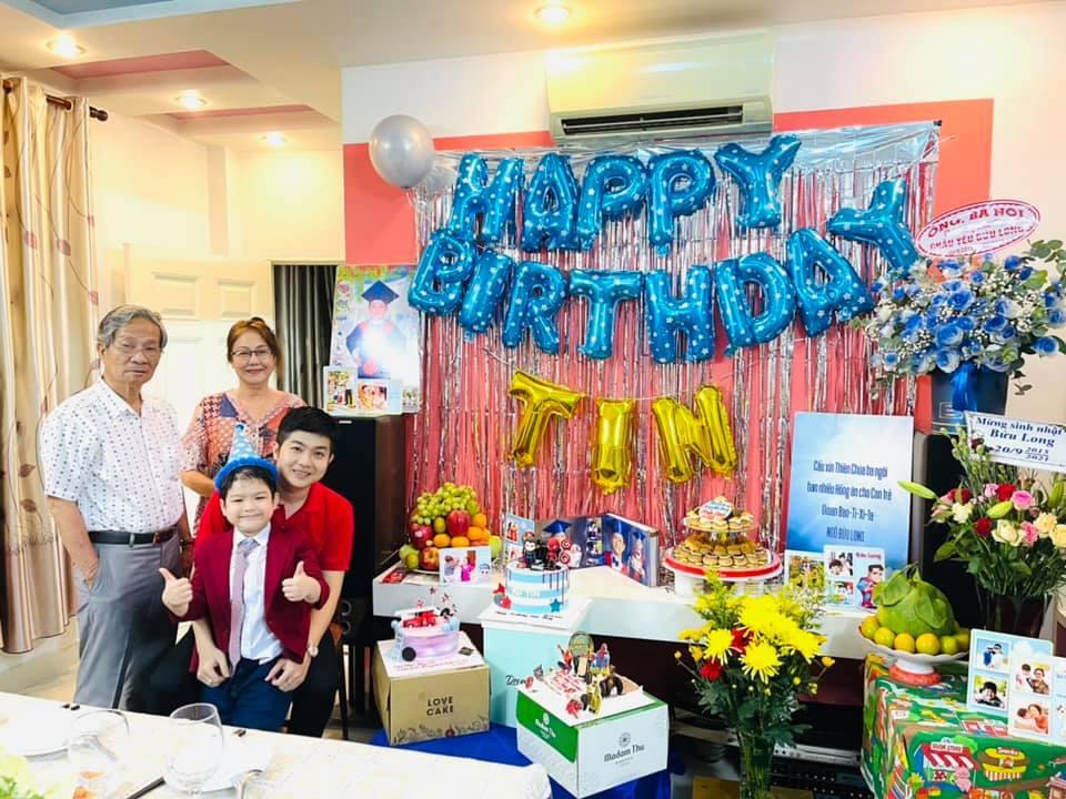Chồng cũ không quên Nhật Kim Anh trong tiệc sinh nhật con-4