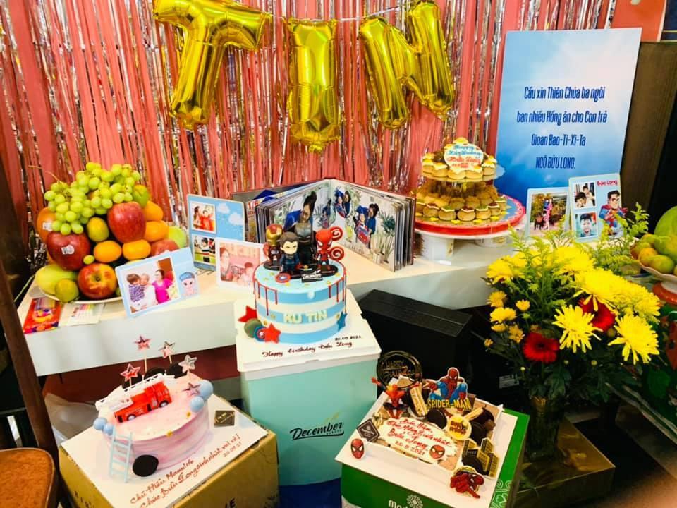 Chồng cũ không quên Nhật Kim Anh trong tiệc sinh nhật con-5