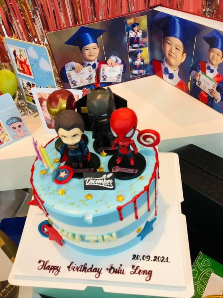 Chồng cũ không quên Nhật Kim Anh trong tiệc sinh nhật con-7