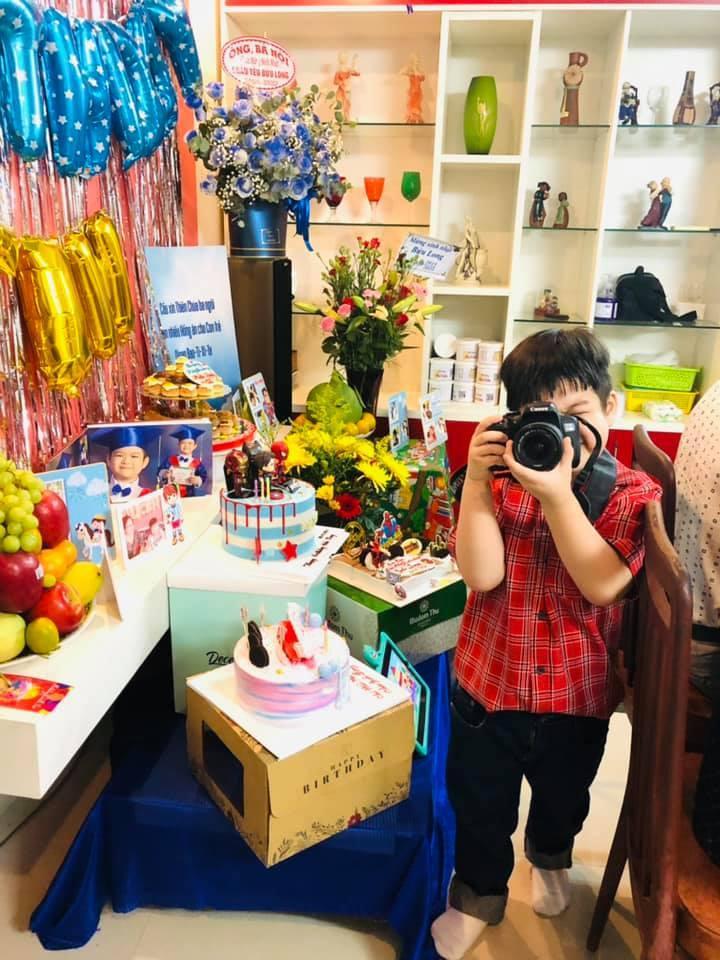Chồng cũ không quên Nhật Kim Anh trong tiệc sinh nhật con-9