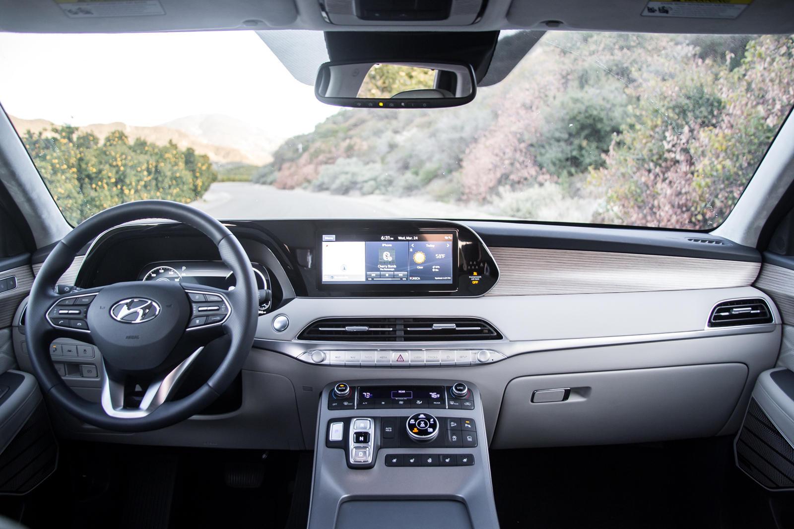 Hệ thống điều hoà hiện tại của Hyundai