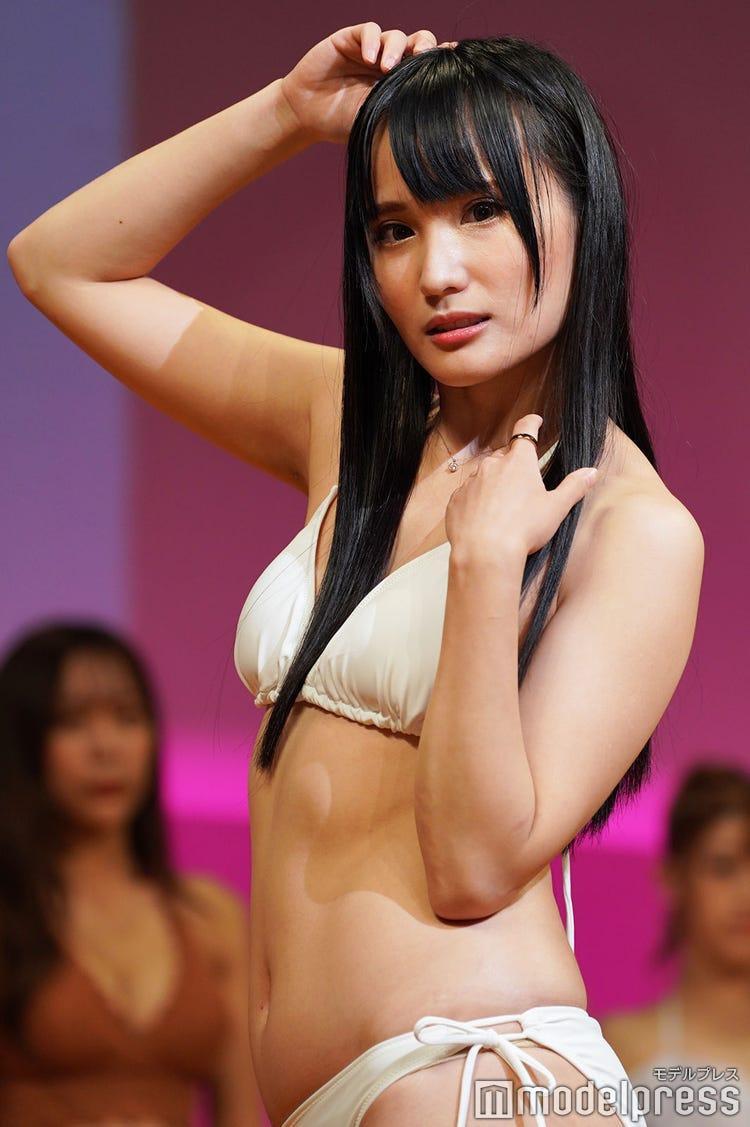 Thí sinh hoa hậu Nhật khiến khán giả giật mình thon thót vì thân hình mỡ màng sồ sề - 6