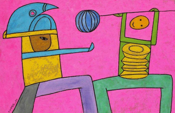 Ăn bánh, ngắm trăng, thưởng thức tranh online mừng Tết Trung thu - 19