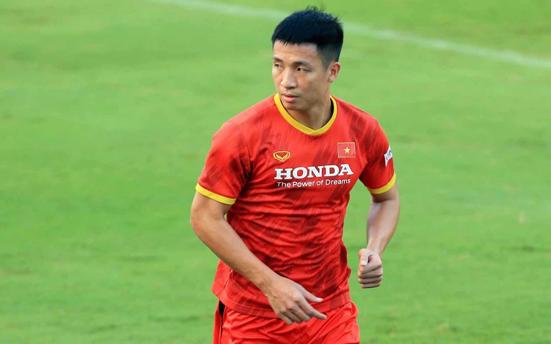Bùi Tiến Dũng: 'Tuyển Việt Nam nằm bảng đấu khó ở AFF Cup 2020' - 1