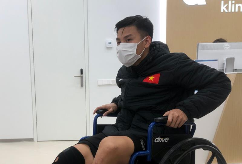 Tuyển futsal Việt Nam thiệt quân trước trận gặp Nga  - 1