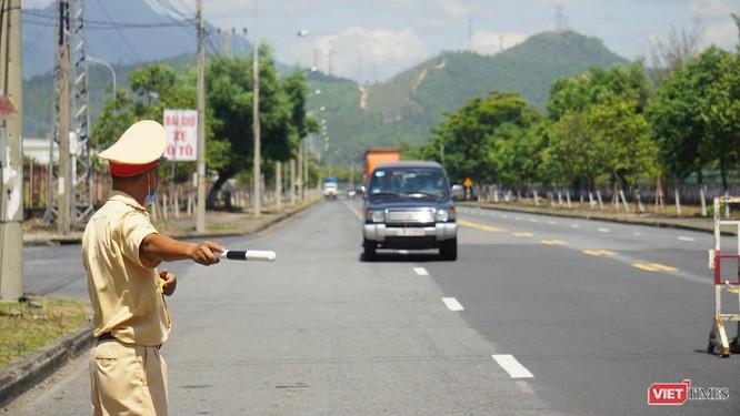 Người dân muốn đi ra/vào TP Đà Nẵng cần có các loại giấy tờ gì? ảnh 1