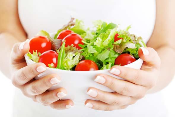 Dinh dưỡng lành mạnh ngăn ngừa ung thư thực quản - Ảnh 2.