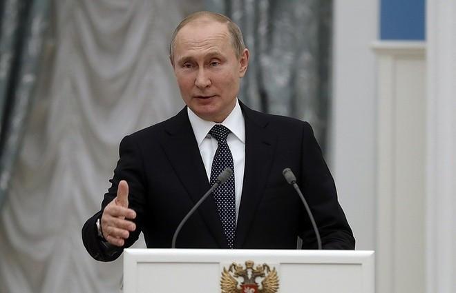 Đảng cầm quyền thắng áp đảo, Tổng thống Putin cảm ơn người dân
