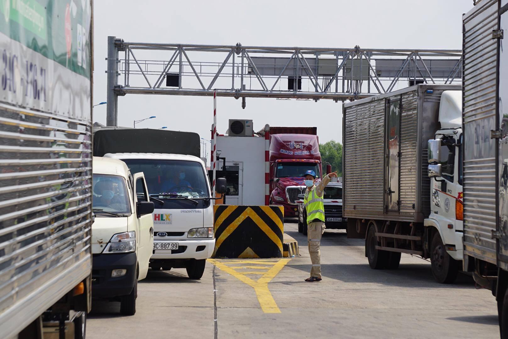 Bộ GTVT tháo gỡ khó khăn, tạo điều kiện lưu thông hàng hoá nông sản