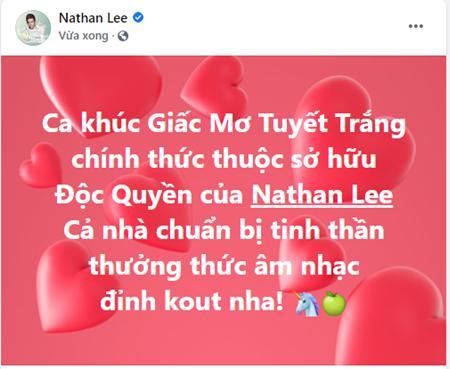 Nathan Lee vung tiền mua độc quyền hit của Thủy Tiên sau màn chấm chính tả-2