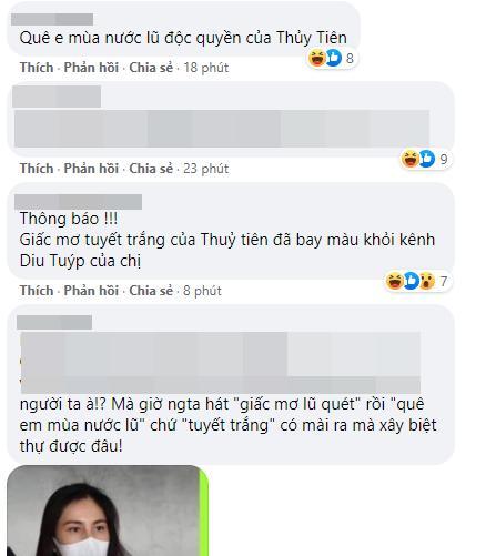 Netizen mách Thủy Tiên hát bài khác sau khi mất hit vào tay Nathan Lee-7