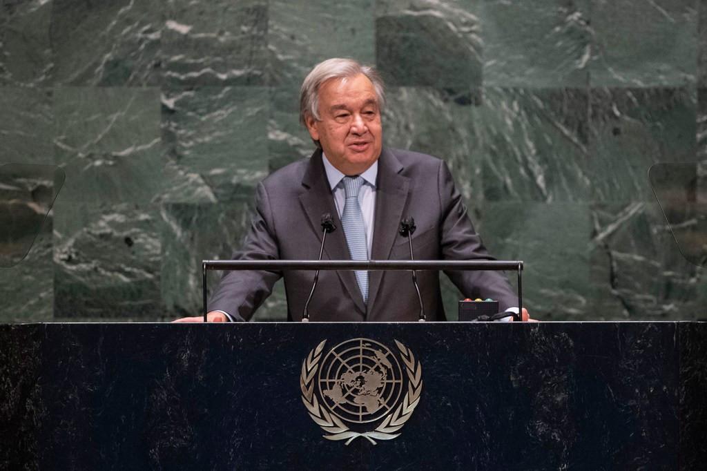 Khai mạc Tuần lễ cấp cao Kỳ họp Đại hội đồng LHQ khóa 76: Tổng thư ký Guterres kêu gọi công bằng vaccine, cảnh báo sự phân cực