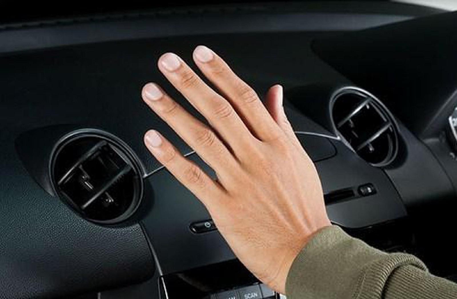 sử dụng điều hòa xe ô tô