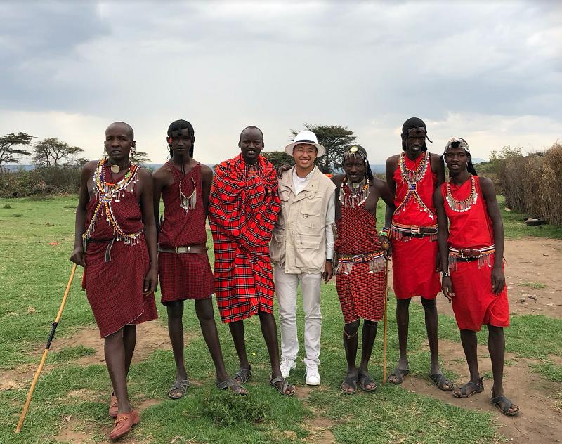 Nhiều bất ngờ trên hành trình khám phá Kenya của chàng trai Việt - 4