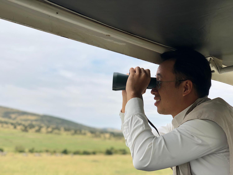 Nhiều bất ngờ trên hành trình khám phá Kenya của chàng trai Việt - 6