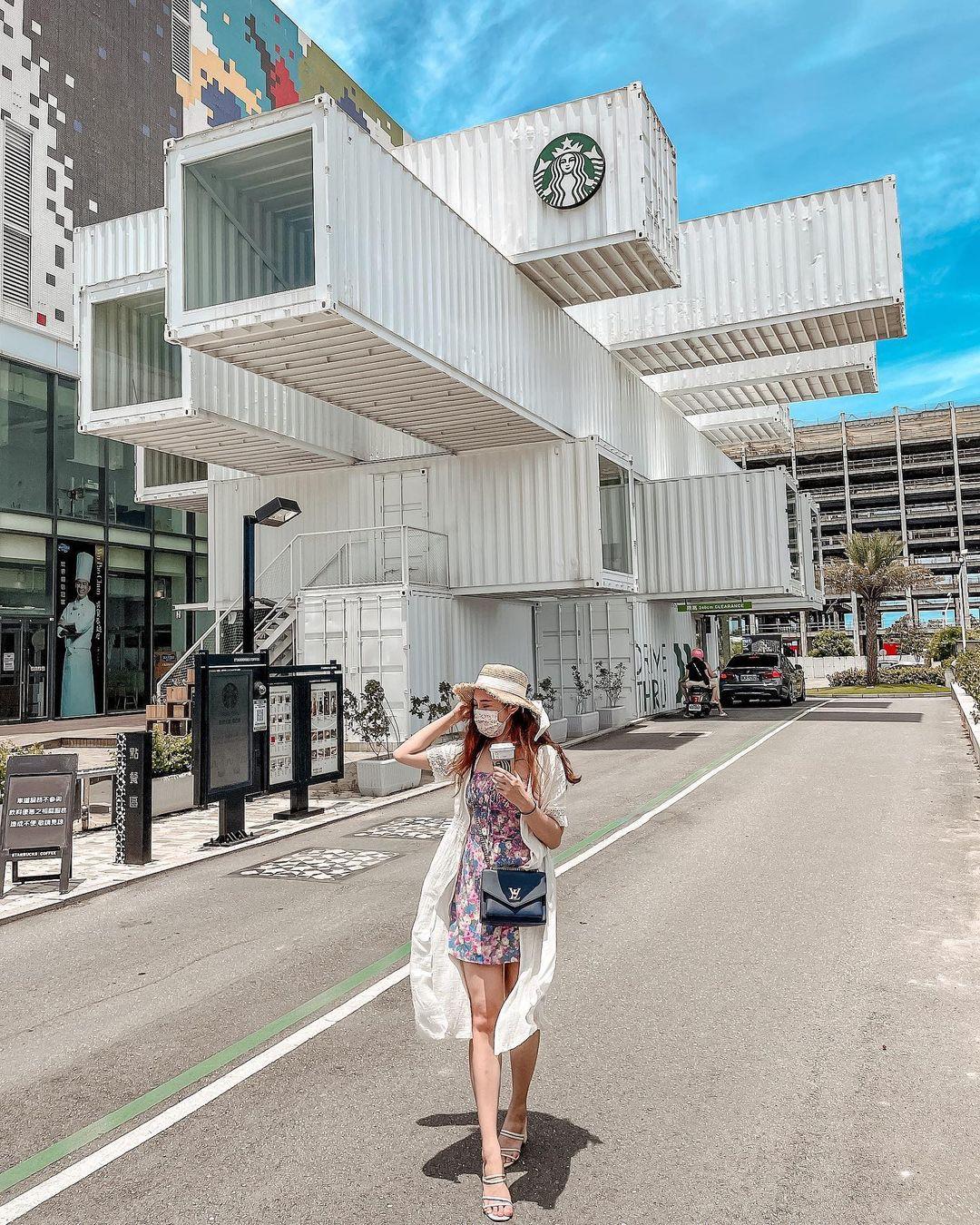 6 cửa hàng cà phê Starbucks đẹp nhất châu Á - 10