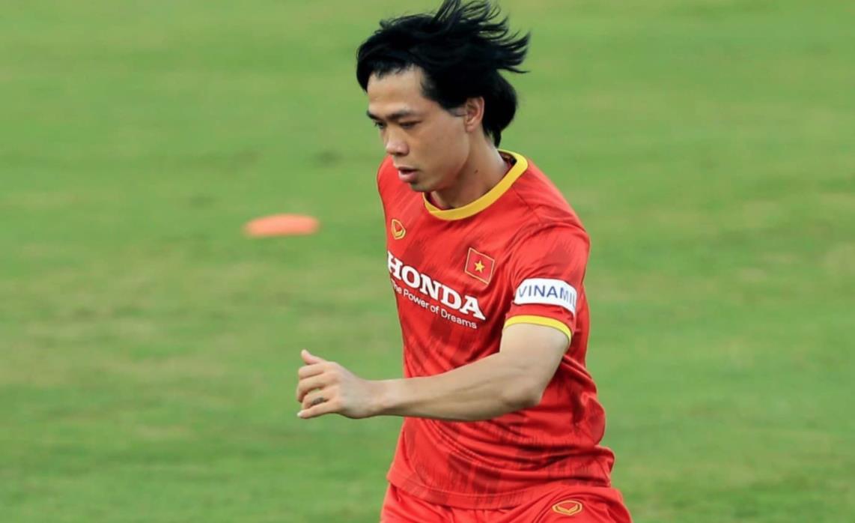 Công Phượng tiếp tục ghi bàn cho tuyển Việt Nam - 1
