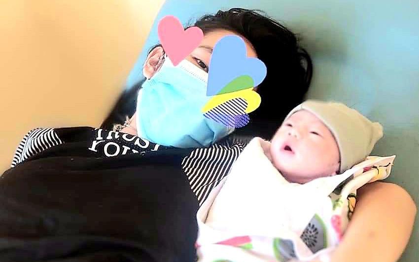 Sản phụ ở Sơn La mắc COVID-19 đã khỏi bệnh và sinh con khoẻ mạnh