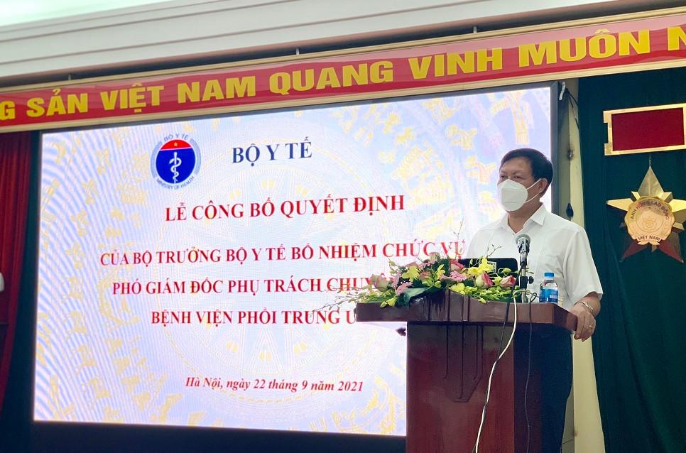 Tỷ lệ phát hiện bệnh lao của Việt Nam giảm 18% - Ảnh 1.